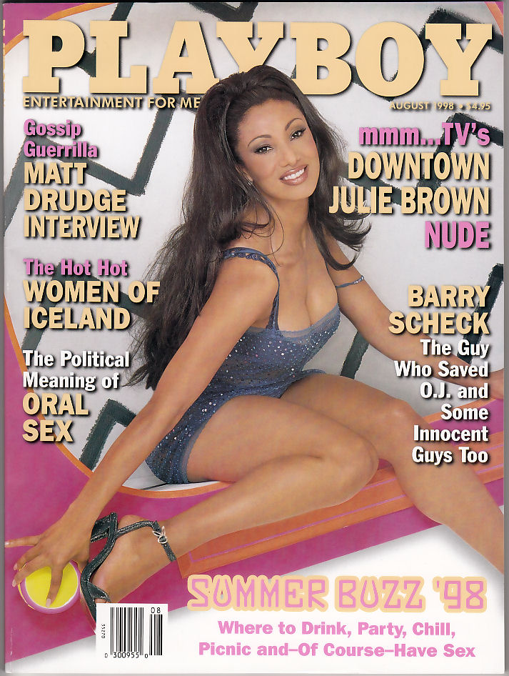 downtown julie brown playboy pictures № 76024